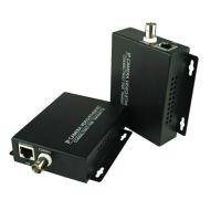 电梯监控网络同轴传输器IP同轴高清网络延长器同轴转换器