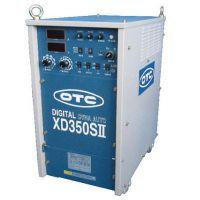 日本OTC微电脑数字控制CO2气保焊机XD350S