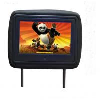 圳视7寸 单机头枕广告机车载视频广告播放机