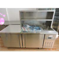 浙江杭州专业定做奶茶操作台最全奶茶店组合柜