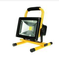 10W20W30W充电投光灯便携式应急支架灯户外照明灯具室外灯