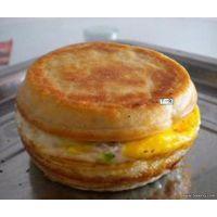 鸡蛋汉堡的做法及做法技巧