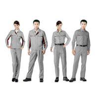 中山供应夏季短袖工作服 工衣工服涤棉工人工作服系列套装