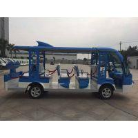 旅游风景区用的旅行车 路朗电动车专业生产旅游风景区用的旅行车