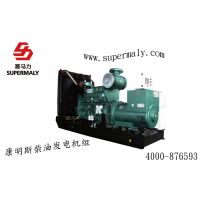 山东赛马力30kw柴油机组 静音式发电机组 出厂价销售