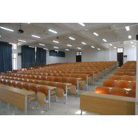 港文阶梯连排椅价格|多媒体教室连排椅工厂|阶梯教室排椅