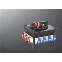 富森低价直销工程塑料防水防尘防腐检修电源插座箱 组合箱 防水箱