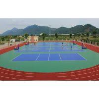 枣庄红思旭美牌硅pu球场生产施工优质的服务完善的施工,赢得新老客户的赞誉