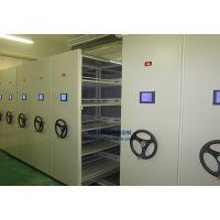豫莱特工厂供应手动电动智能密集柜、双色密集架(25年品质保证)