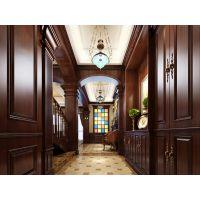 爱蒂柯南京西路古典风格室内装修设计/古典风格公寓设计装修公司