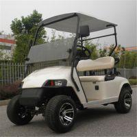 江苏苏州房地产看房车 四轮电动观光车 2座高尔夫球车价格