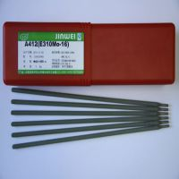 北京金威A042钛钙型绿药皮超低碳不锈钢焊条