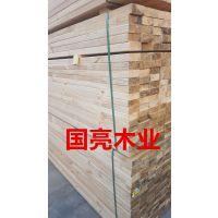 精品方料木材加工厂直销松木方杉木方可定制加工四面刨光