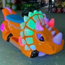 供应河南UFO电瓶飞碟碰碰车厂,豪华版儿童飞碟碰碰车价格