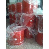 定做红色防电焊光防弧光厂房空调门帘隔热隔潮软玻璃门帘2mm厚