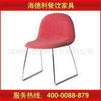 特价供应 中式布艺椅子 无扶手靠背餐椅 酒店会所酒吧椅子专卖