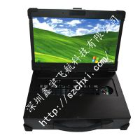 导播机 工业便携式笔记本电脑 视频采集站 一体机 定做导播机机箱FH-150201鑫宇飞航