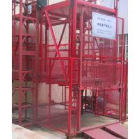 舜德建筑 施工升降机 升降平台 起重机 SS100型建筑电梯 施工用电梯