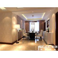 190平四室两厅现代简约时尚不失品味装修,唐山实创