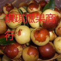供应大荔冬枣/陕西冬枣行情