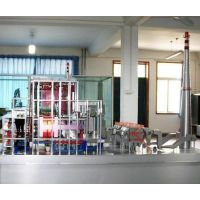 富士康环保设备模型,锅炉模型