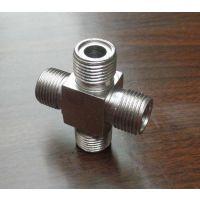 厂家供应焊接式四通管接头28JB972-77
