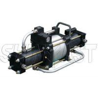 气动增压泵 高压气密性检测设备 气体增压泵原理
