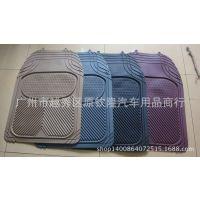 厂家批量供应 加厚款连体汽车PVC脚垫 地垫/地胶/通用脚垫