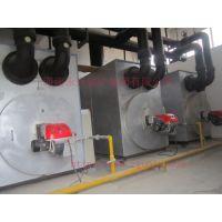 西安3吨燃甲醇真空供暖锅炉