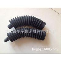 华宇直供伸缩式防护罩 耐磨圆筒式丝杠防护罩 气缸防护罩