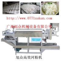 贵州米皮机,贵州河粉机可以制作河粉、凉皮、腊肠粉、猪肠粉