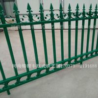 河南郑州热镀锌围墙护栏厂家 围墙铁艺护栏 锌钢栏杆招标公告