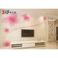 滨湖区瓷砖背景墙空间效果图客厅影视墙,3d背景墙价格多少钱一平米