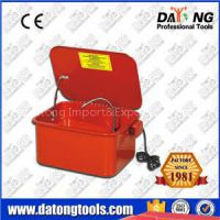 3.5 Gallon Electric Parts Washer Solvent Pump Auto Cleaner