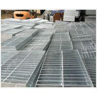 山西阳泉平台钢格板 钢结构操作平台格栅板 热镀锌吊顶钢格栅板