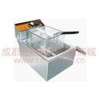 四川鑫西厨炸锅哪里有卖的丨油炸小吃的电炸锅多少钱一台