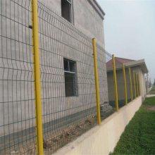 双边护栏网有什么优点 铁路护栏网 别墅围栏