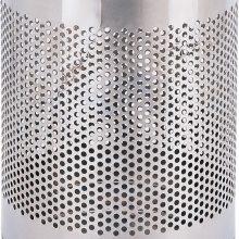 深圳思镒金属办公室专用网状废纸桶厂家