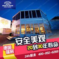 北京大型双层篷房可用作超市、餐饮,各种活动中都使用铝合金大型双层篷房