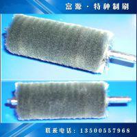 供应钢丝刷辊工业毛刷条刷排刷弹簧刷