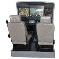硕士王品牌ZG-601S3P型汽车驾驶模拟器,驾校验收设备,部队军用汽车模拟训练,ABS材质