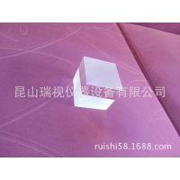 【瑞视】光学K9平凸透镜片 LOPCXB40-50反光分光镜 棱镜 三角镜