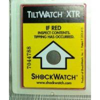 福州防倾倒标贴泉州进口装防倾斜标签Tiltwatch倾倒指示器