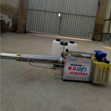 启航牌果园大棚专用弥雾机 脉冲农用烟雾机 农田大动力打药机