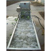 净菜加工设备 供应瑞宝洗菜机 汽浴清洗流水线