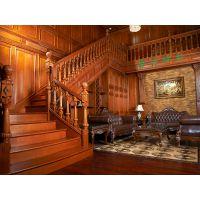 普洛瑞斯实木楼梯具亲和力保证家居环境健康