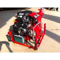 YL手抬机动泵 单缸四冲程汽油机 易维护 50BJ32