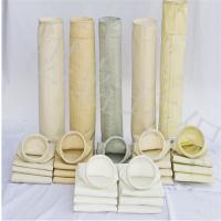 供应湛蓝环保定制的各种规格PTFE针刺毡滤袋