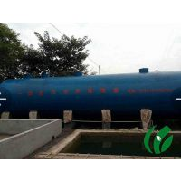 宰猪宰牛宰羊污水处理设备肉类加工废水处理一体化设备
