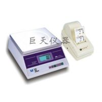 UWA-E打印电子秤-西安条码电子称